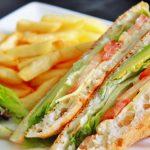 Veg Avocado Sandwich