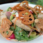 Yuzu Chicken Salad